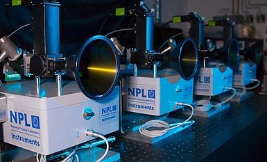 The NPL FSI system, which was presented at the 2nd CERN PACMAN workshop