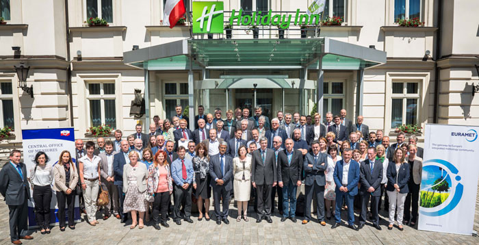 Group photo EURAMET General Assembly 2015